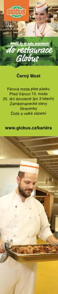 Práce v Globusu